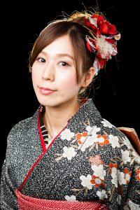 Recruiting overseas model Japanese kimono photography