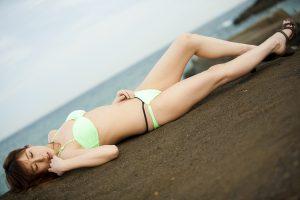 夏だ!海だ!水着撮影だ!