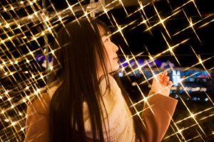 昭和記念公園のイルミネーションにてスナップ撮影_mg_4398