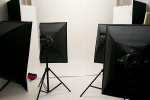 写真撮影ライティング