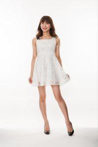 宣材写真のサンプル - 洋服やポーズ