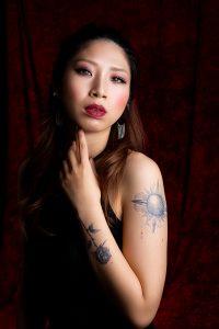 作品撮り - tattoo